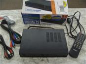 APEX DIGITAL TV RECEIVER DT250A - LIKE NEW!
